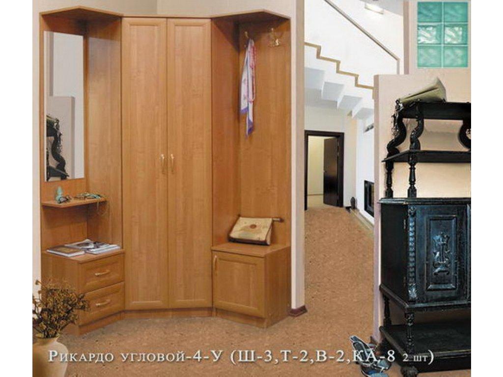 мебель-прихожая угловая фото