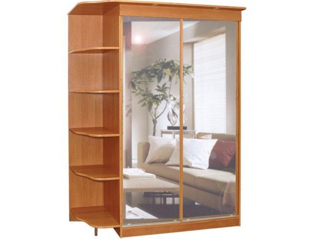Шкафы купе - форма шкафа: прямой; количество дверей, шт.: 2;.