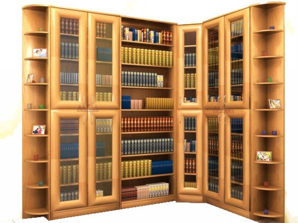 Под заказ шкаф для книг.