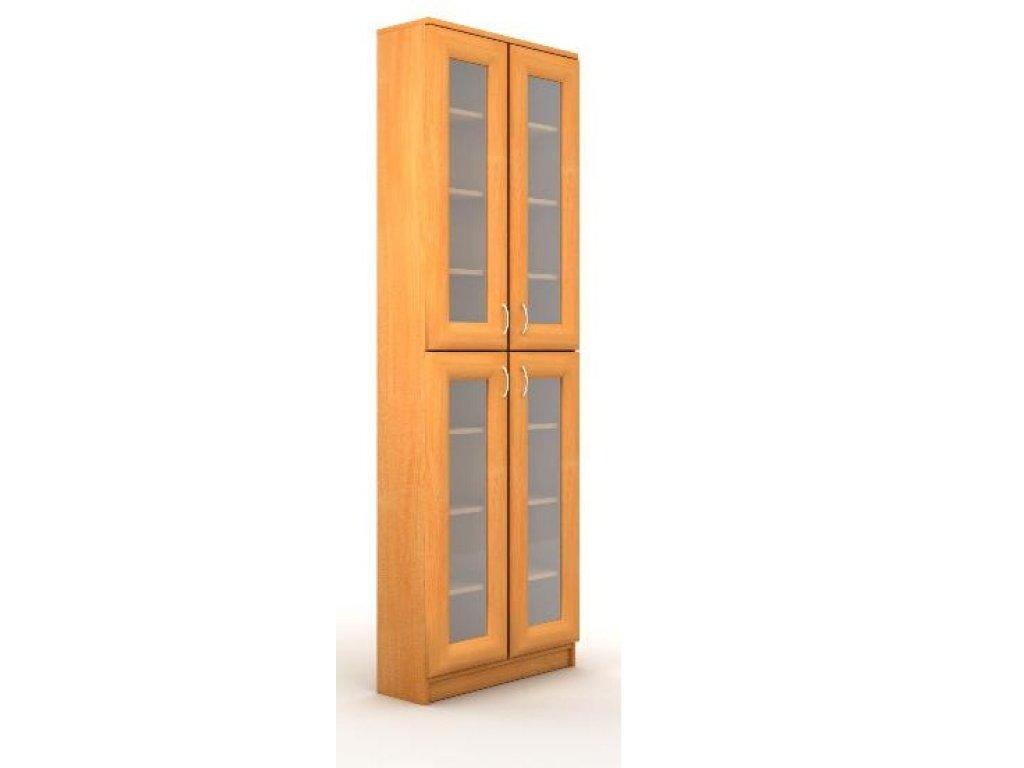 """Стеллаж закрытый """"милан-36"""" купить деревянные стеллажи для д."""