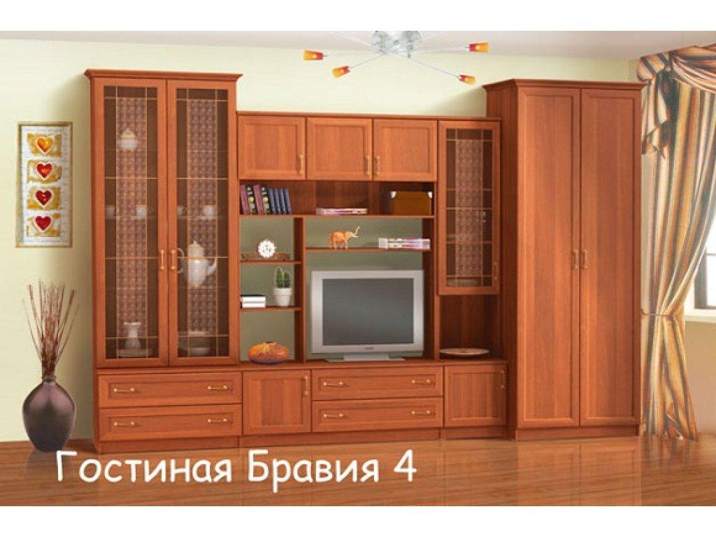 Стенка для гостиной бравия 9 за 23160 руб., фото.