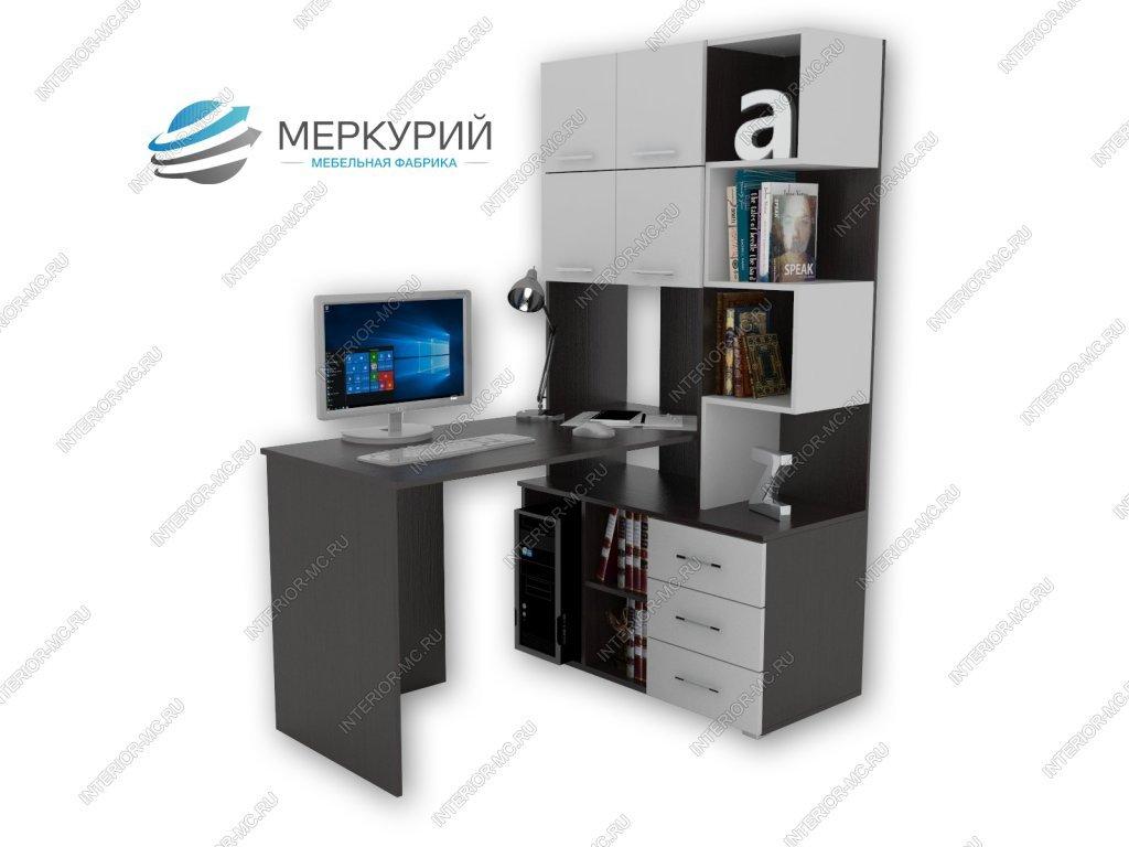 схема сборки компьютерного стола ск -14