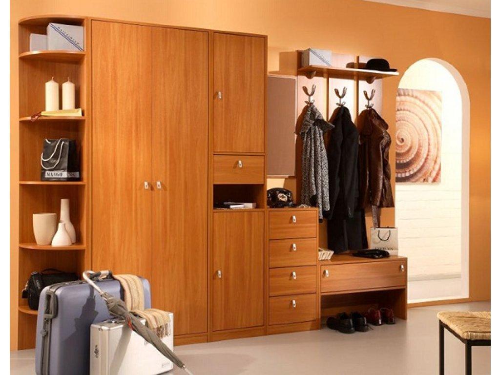 Мебель для прихожей : глазов прихожая комфорт, вишня - интер.