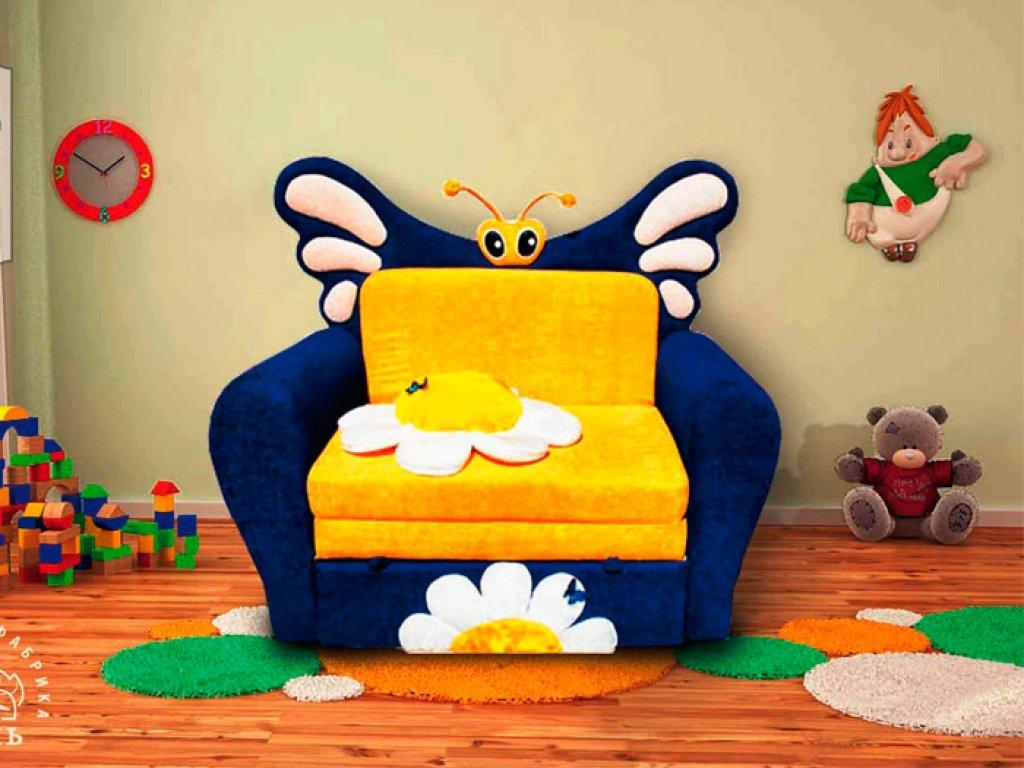 Детский диван для мальчика Москва