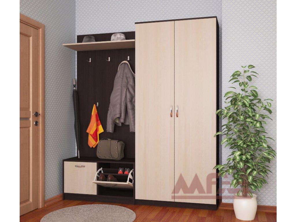 Мебель прихожие в коридор малогабаритные, какие существуют.