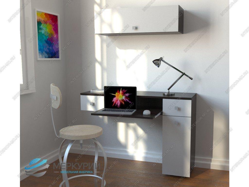 Компьютерный стол мебелайн 17