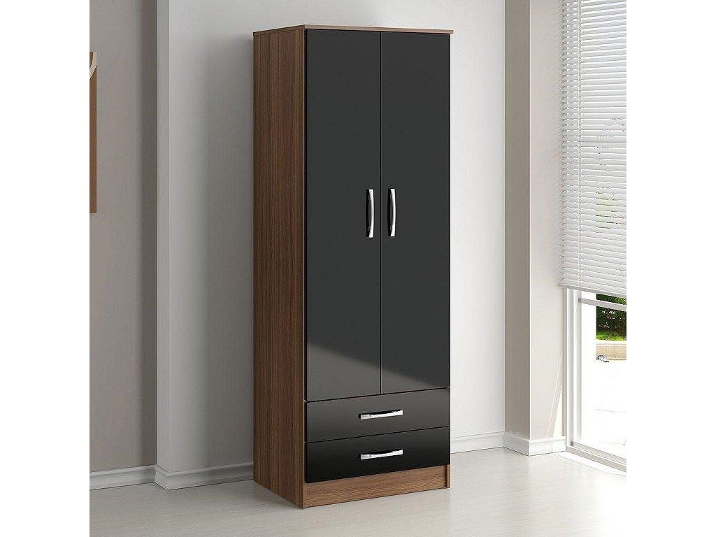 Шкафы распашные - комплектация: с ящиками; срок поставки, дн.