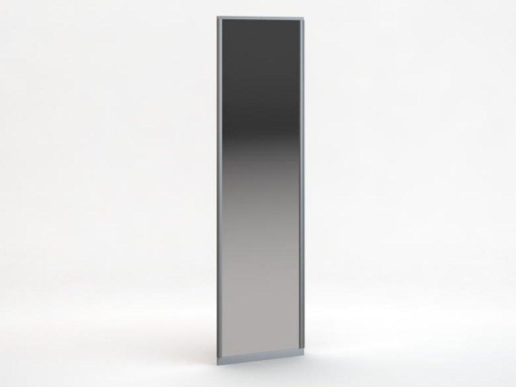 Зеркальная дверь на шкаф