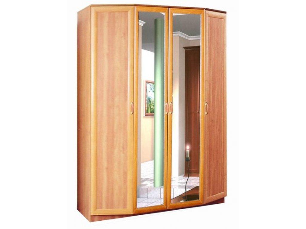 Шкаф леон 3 распашной за 7400 руб., фото.