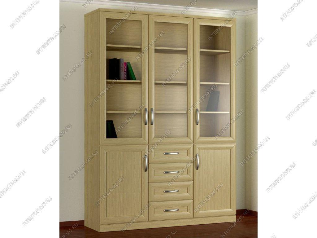 Шкаф книжный 3 5 купить в интернет магазине недорогой мебели.
