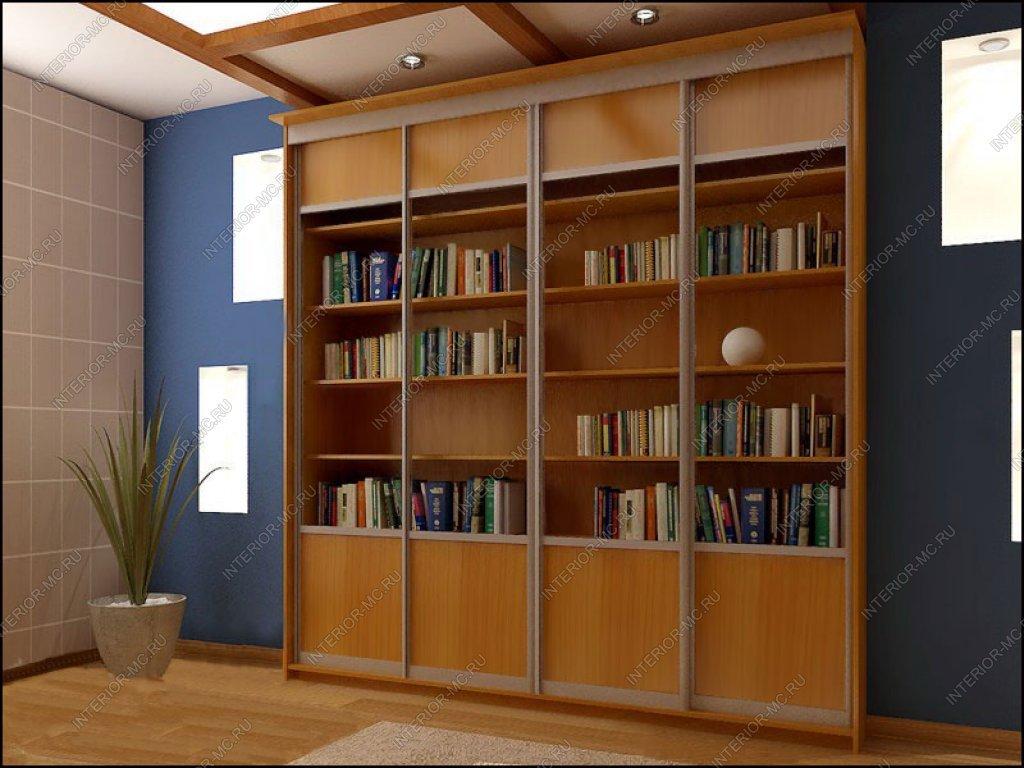 Библиотеки и стеллажи - модели 2017 года. страница 5.