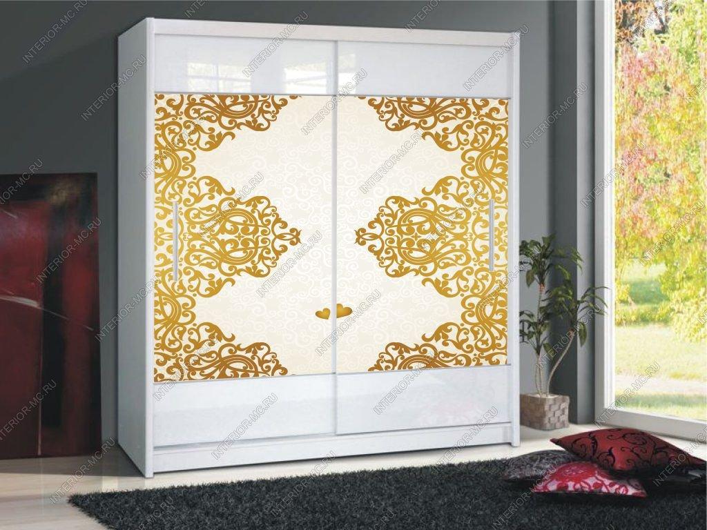двери купе с картинкой индус с в песках где прохожие