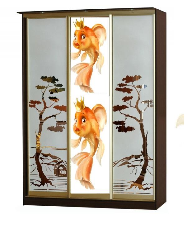 Шкаф для золотой рыбки