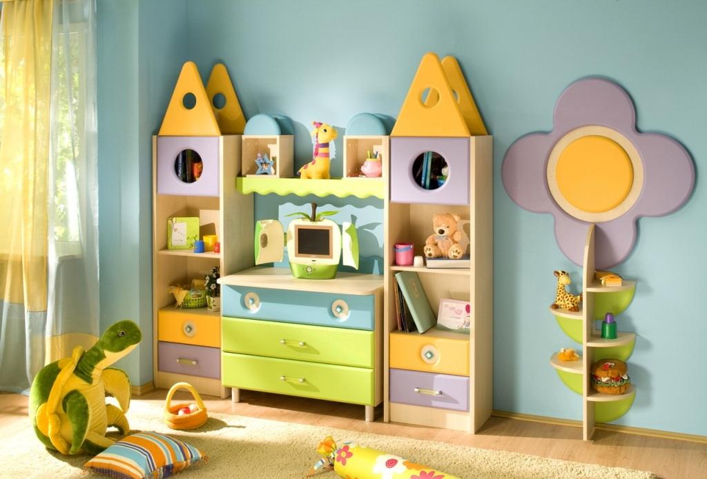 Какая мебель нужна для детской